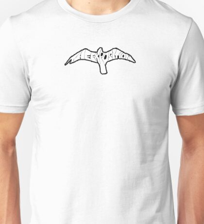 BIRDS AND THE BOMBS Unisex T-Shirt