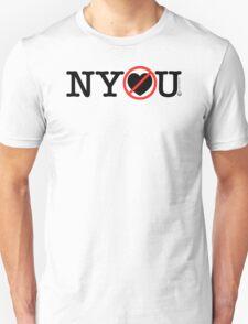 New York Hates You (Horizontal Logo) T-Shirt