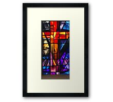 And There Was Light After All Framed Print