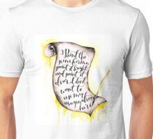 Lethargy Unisex T-Shirt