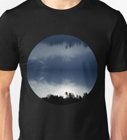 Sky Reflections Unisex T-Shirt