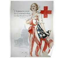 Vintage poster - American Red Cross Poster
