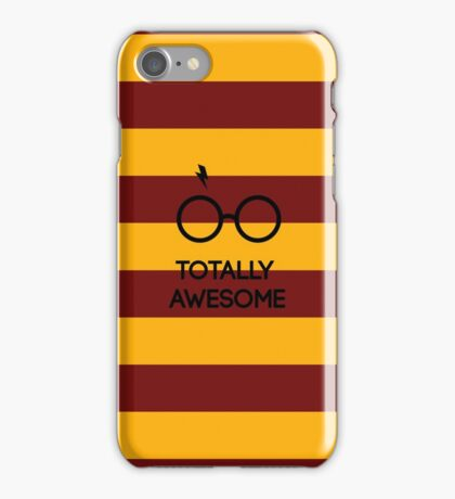 Totally Awesome iPhone Case/Skin