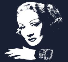 Marlene Dietrich Is Loaded Kids Clothes