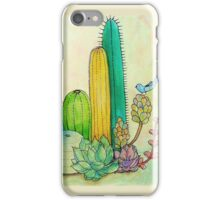 Greener Grass Illusions iPhone Case/Skin
