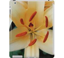 Geometric Flower Fine Art Photography iPad Case/Skin