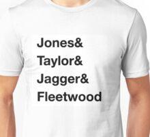 Famous Musicians Named Mick Unisex T-Shirt