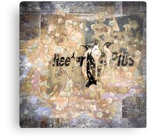 REEFER PLUS ORIGAMI SUNRISE Metal Print