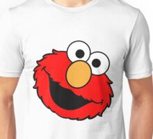 elmo head Unisex T-Shirt
