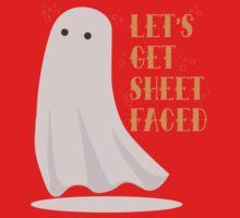 Get Sheet Faced! Baby Tee