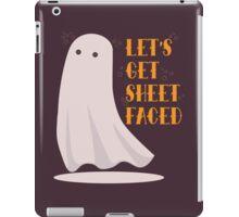 Get Sheet Faced! iPad Case/Skin