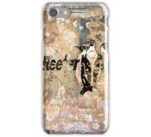 REEFER PLUS ORIGAMI SUNRISE iPhone Case/Skin