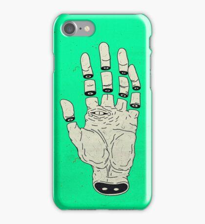 THE HAND OF DESTINY / LA MANO DEL DESTINO iPhone Case/Skin