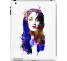 Ink splash iPad Case/Skin
