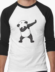 -DAB- Panda DAB Men's Baseball ¾ T-Shirt