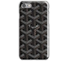 Goyard Perfect phone Black Case iPhone Case/Skin