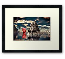 Distant Early Warning Framed Print