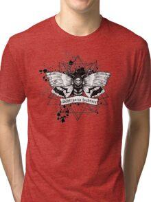 Death Moth  Tri-blend T-Shirt