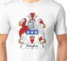 Douglas Coat of Arms / Douglas Family Crest Unisex T-Shirt