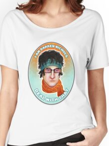 I am Darren Nichols Women's Relaxed Fit T-Shirt