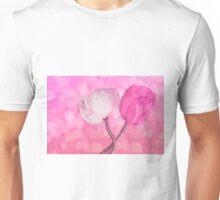 Poppy pink Unisex T-Shirt
