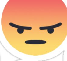 ANGRY BUNCH Sticker
