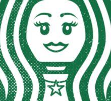 STARBRICKS Mermaid Sticker