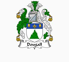 Dougall Coat of Arms / Dougall Family Crest Unisex T-Shirt