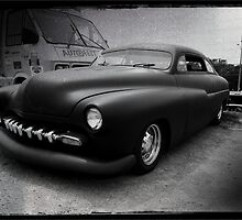 49 Mercury Coup by Ken Hill