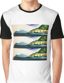tiled mini alma Graphic T-Shirt
