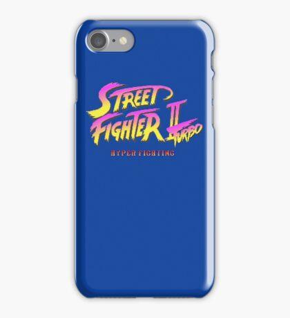 Street Fighter II Turbo iPhone Case/Skin