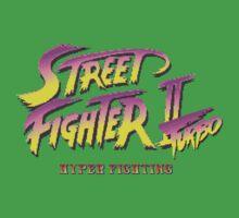 Street Fighter II Turbo One Piece - Short Sleeve