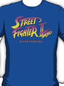 Street Fighter II Turbo T-Shirt