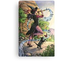 Everyday Witch Tarot - Judgment Canvas Print