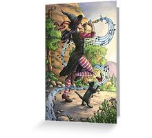 Everyday Witch Tarot - Judgment Greeting Card