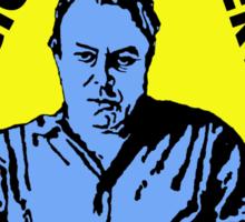 Christopher Hitchens Poison Sticker