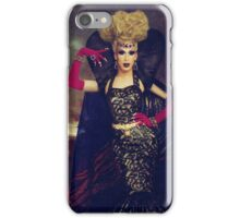Queen Alaska Thunderfuck iPhone Case/Skin
