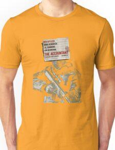 The Accountant Movie Unisex T-Shirt