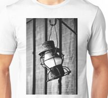 Vintage Oil Lamp Unisex T-Shirt