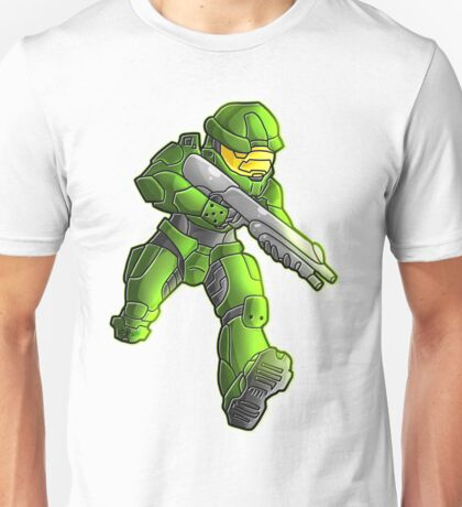master chief (halo) Unisex T-Shirt