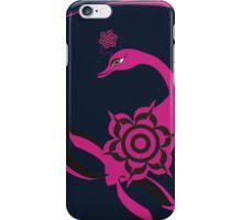 Fairy Swan iPhone Case/Skin