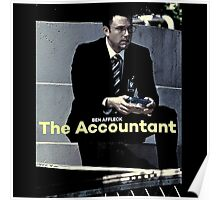 Ben Afleck The Accountant Poster