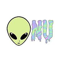 nu alien Photographic Print