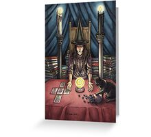 Everyday Witch Tarot - The High Priestess Greeting Card