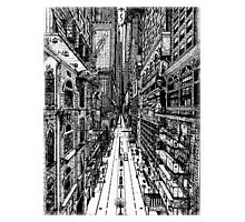 Cityscape Photographic Print
