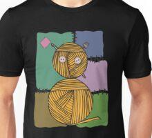 Orange Yarn Balls Unisex T-Shirt