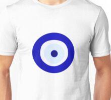 Evil Eye Lava Print Unisex T-Shirt