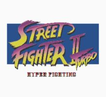 Street Fighter II Turbo Kids Clothes