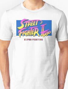Street Fighter II Turbo Unisex T-Shirt
