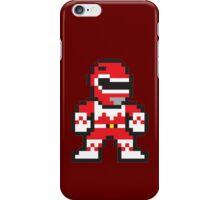 Red Ranger iPhone Case/Skin